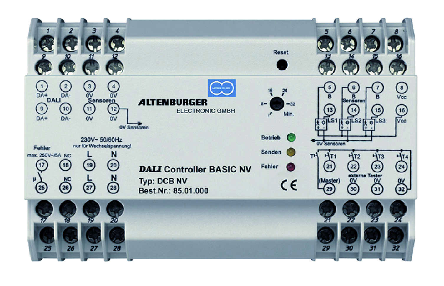 DALI - Lighting Controls, Converter and Constant Lighting Controllers